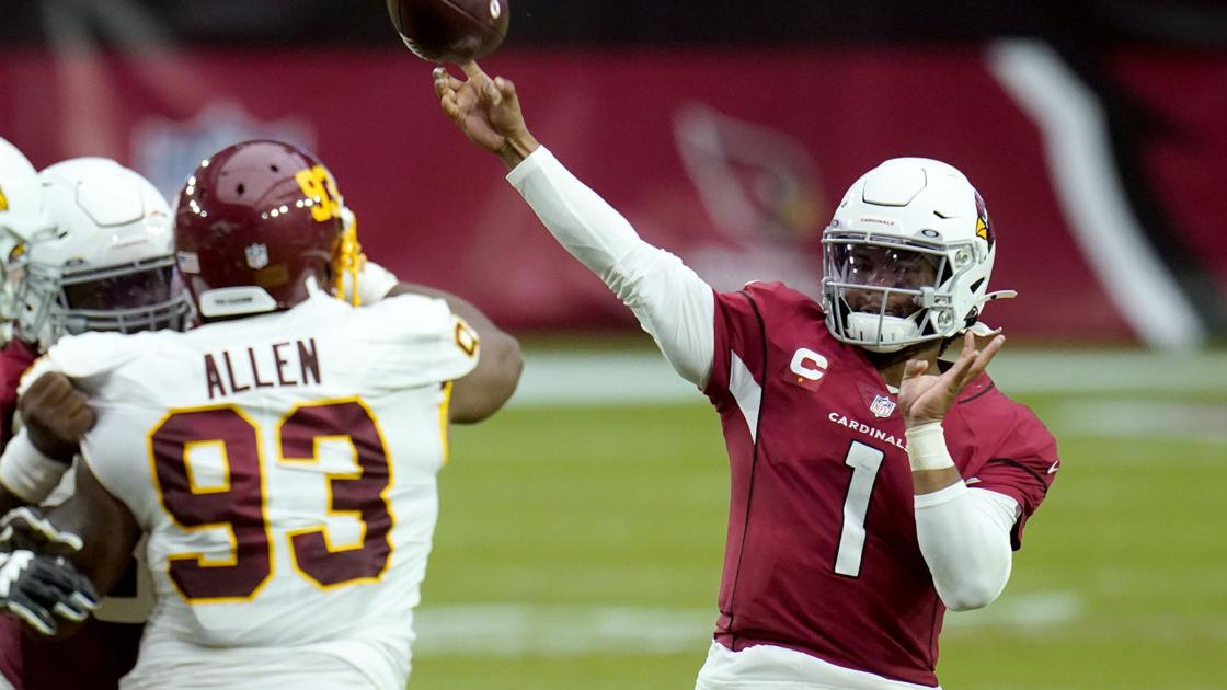 Cardinals jump on Washington early to improve to 2-0