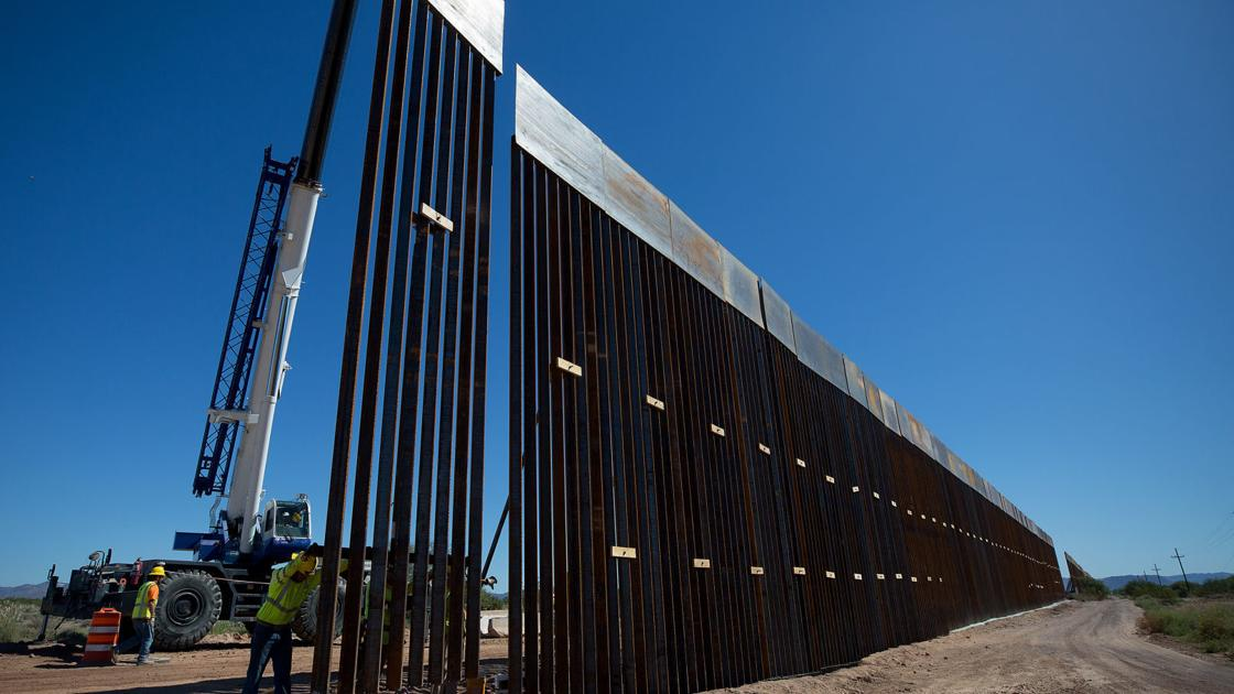 Star investigation: Arizona's border wall is being built with anti-drug money. But it won't stop hard drugs.