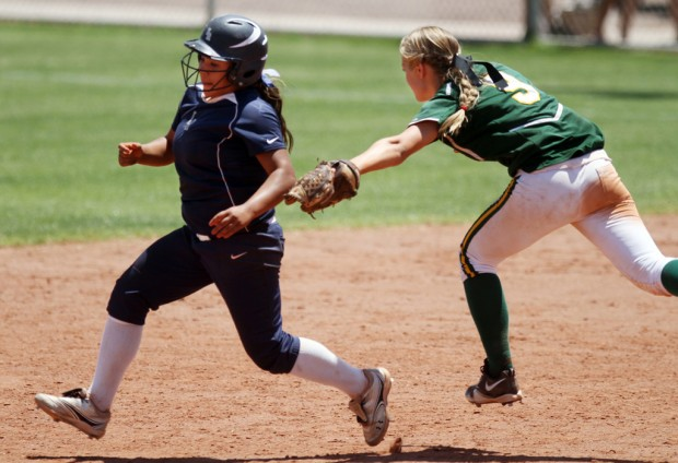High school state softball: Do-it-all Bonstrom carries CDO to finals