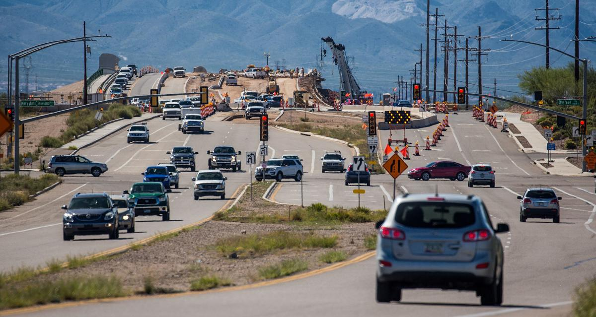 Pima County roadwork