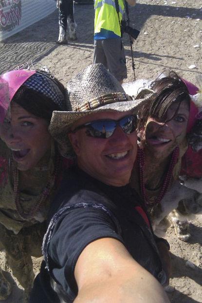 Boot camp organizer profiles Rob Leishman, Anita Kellman and Lorey Pro