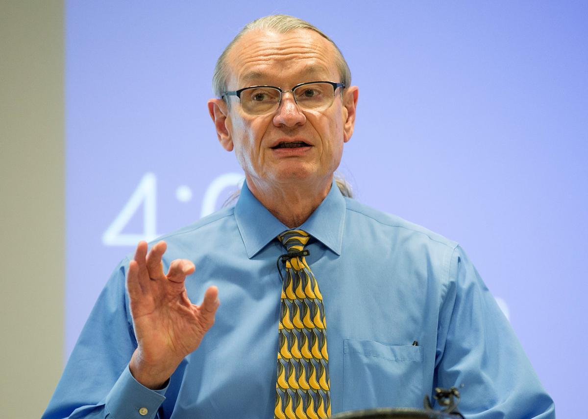 Dr. Bob England, coronavirus