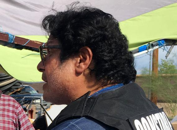 Constable Oscar Vasquez