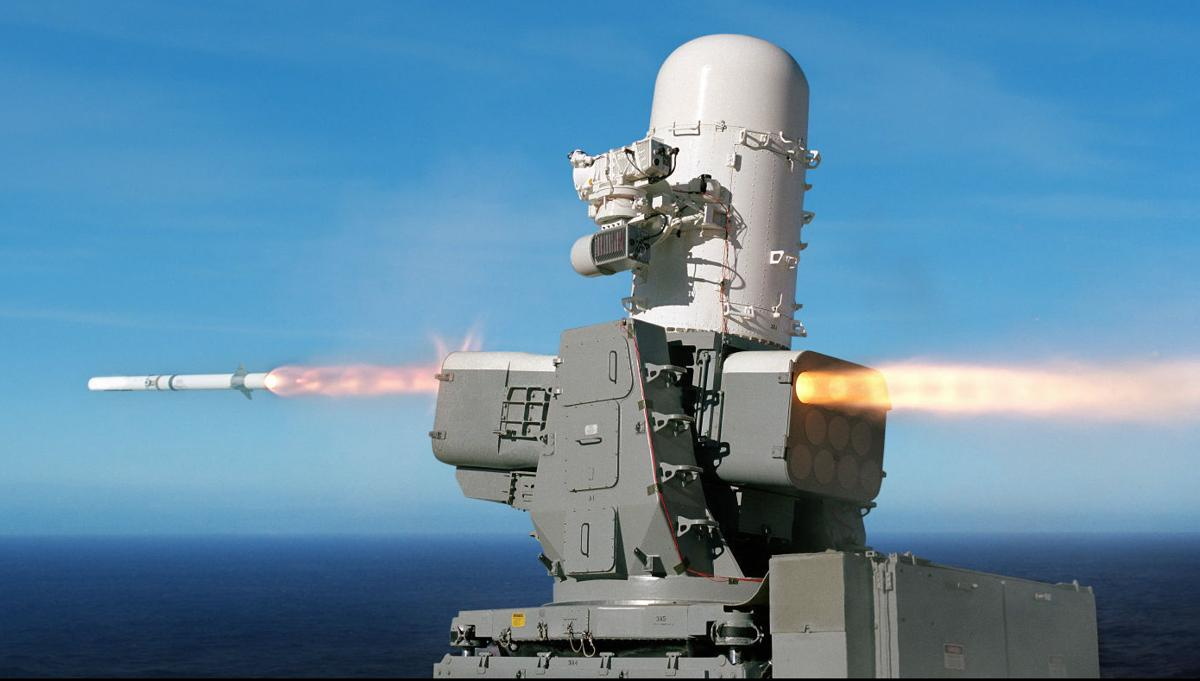 Raytheon's improved ship-defense missile hits mark