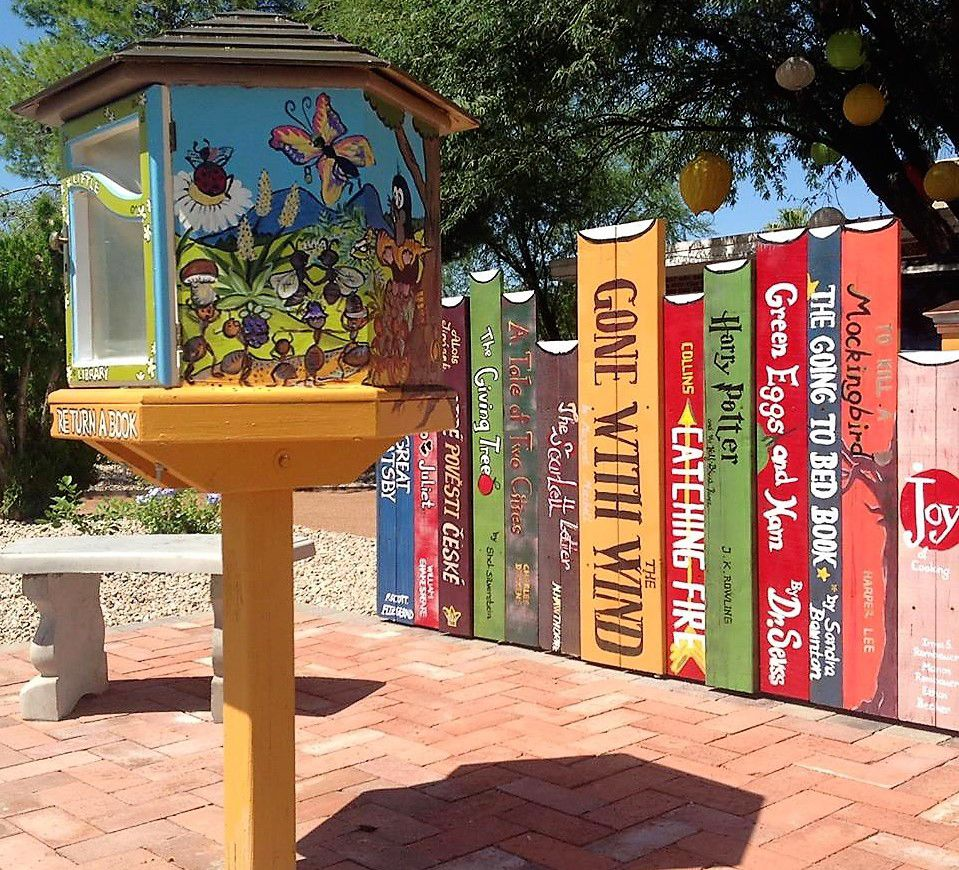 Alex's Little Free Library