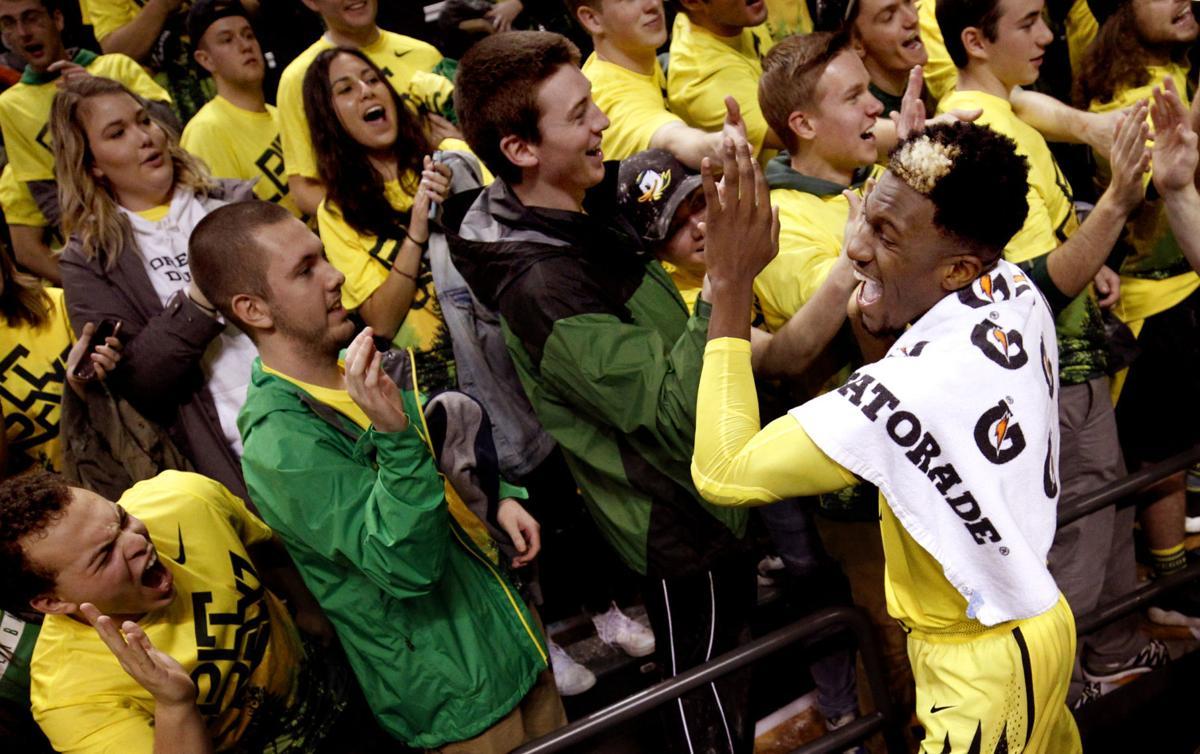 University of Arizona vs Oregon