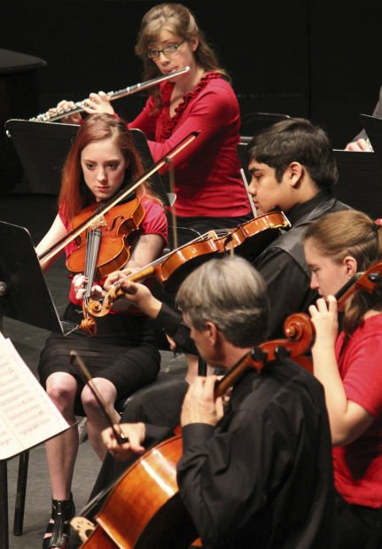 PCC holiday concert