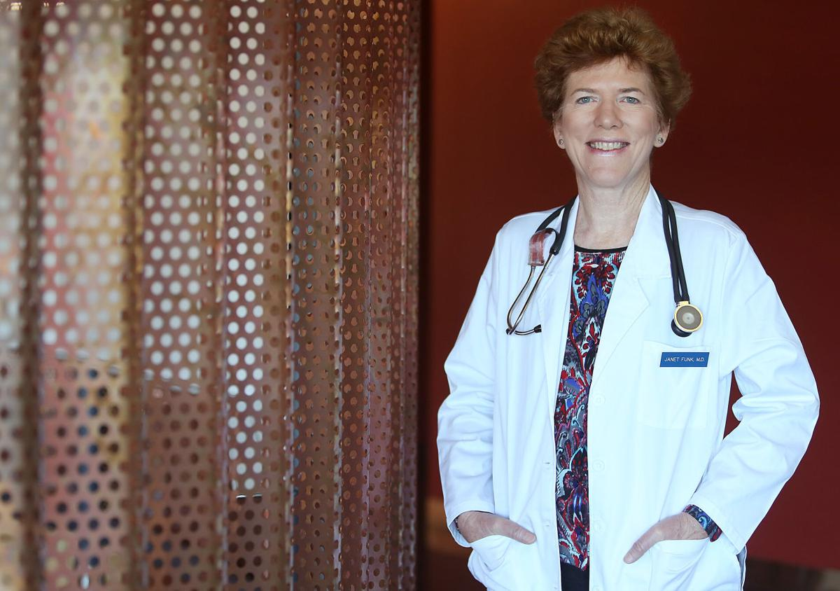 Dr. Janet Funk