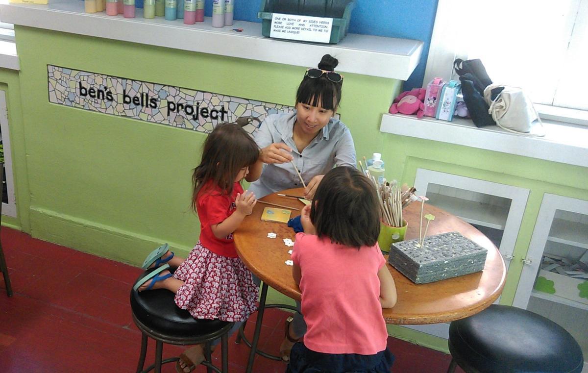 Ben's Bells volunteering (Spanish)