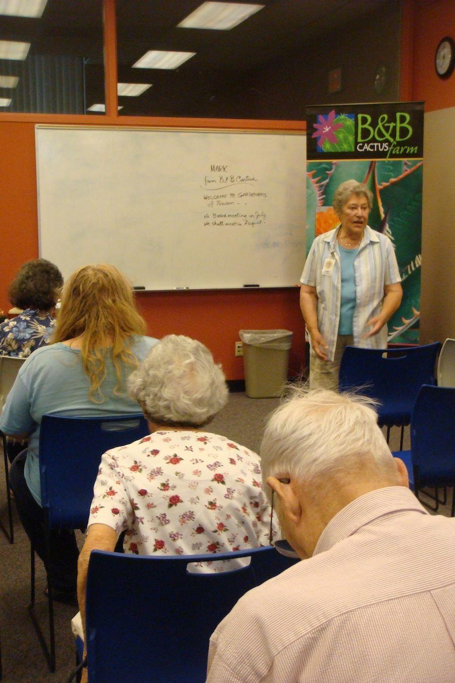 Wilting around edges, Tucson garden club disbands   Home & Garden ...