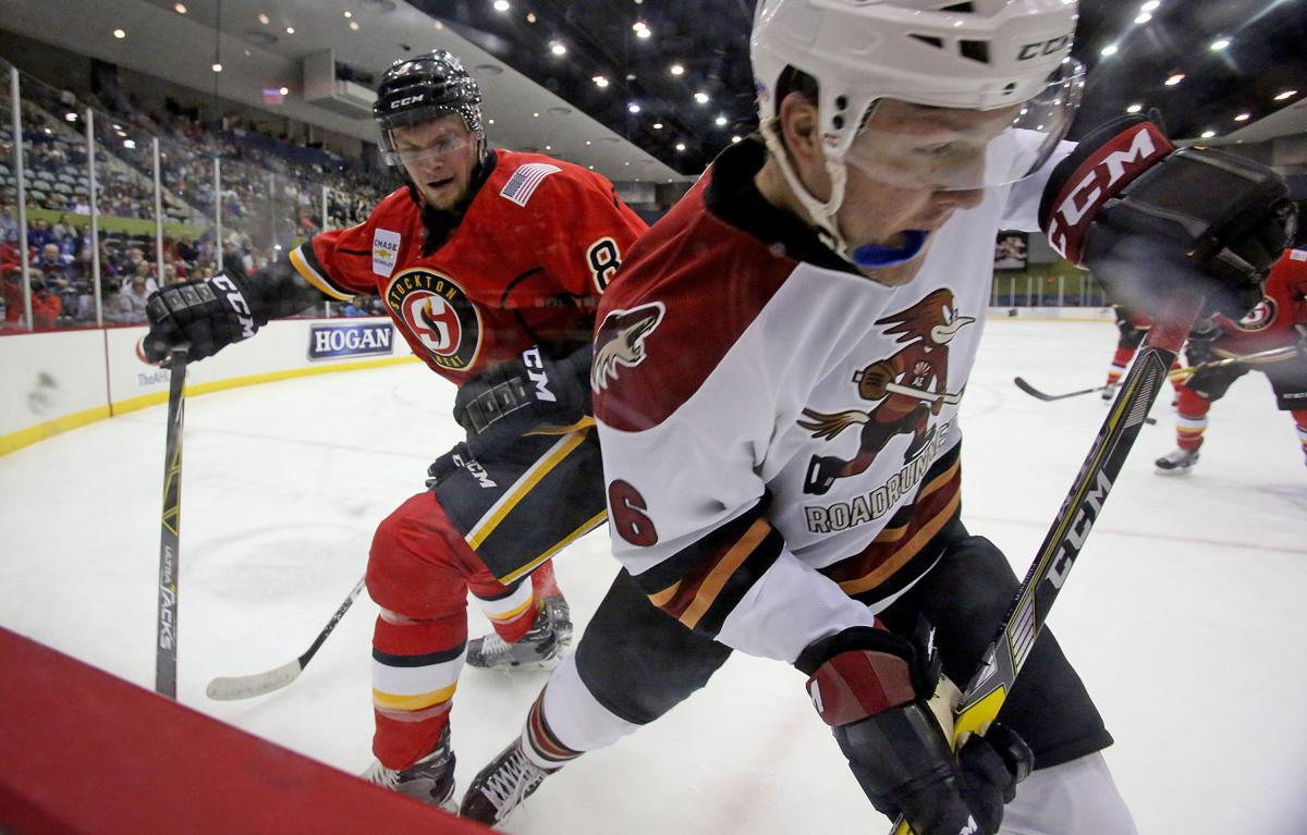 wholesale dealer be903 a7c89 Christian Fischer enjoyed Tucson, but hopes Monday's NHL ...