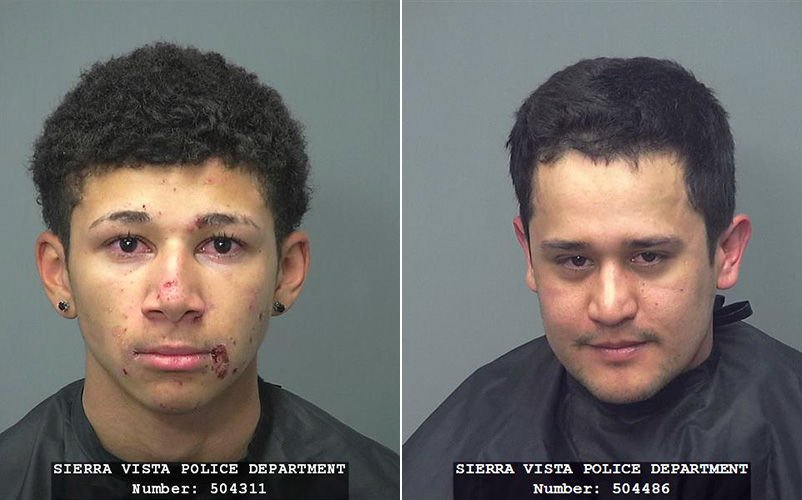 2 arrested in Sierra Vista car thefts | Blog: Latest Tucson crime