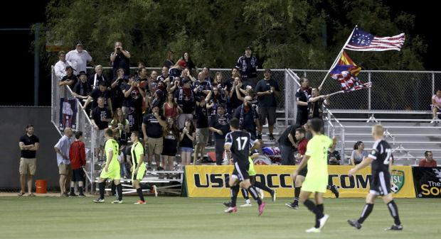 Soccer: FC Tucson 2, Phoenix FC 1: Hero scores twice for grandma