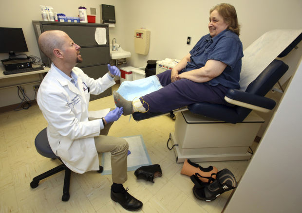 University of Arizona, partners to test new SmartSox to head off diabetic ulcers