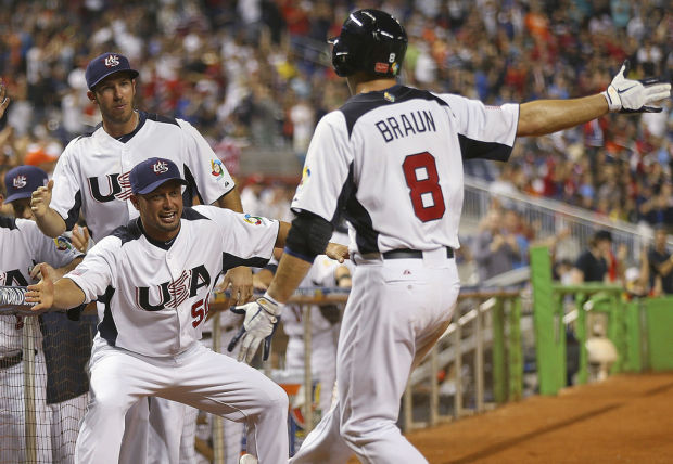 World Baseball Classic: USA 7, PUerto Rico 1: For a change, US leads from start to finish