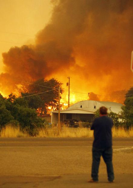 Arizona's Yarnell Hill Fire