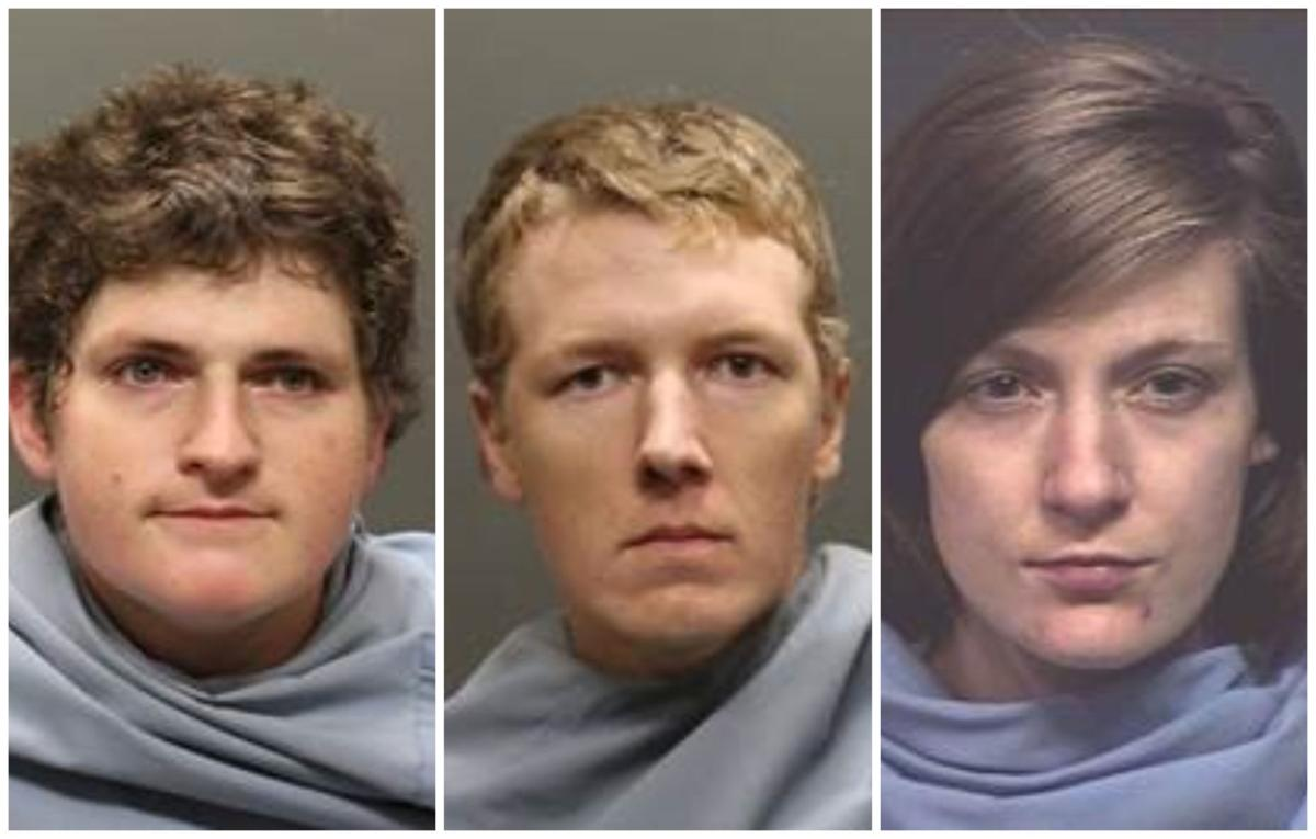 Three arrested in Oro Valley for suspected drug dealing