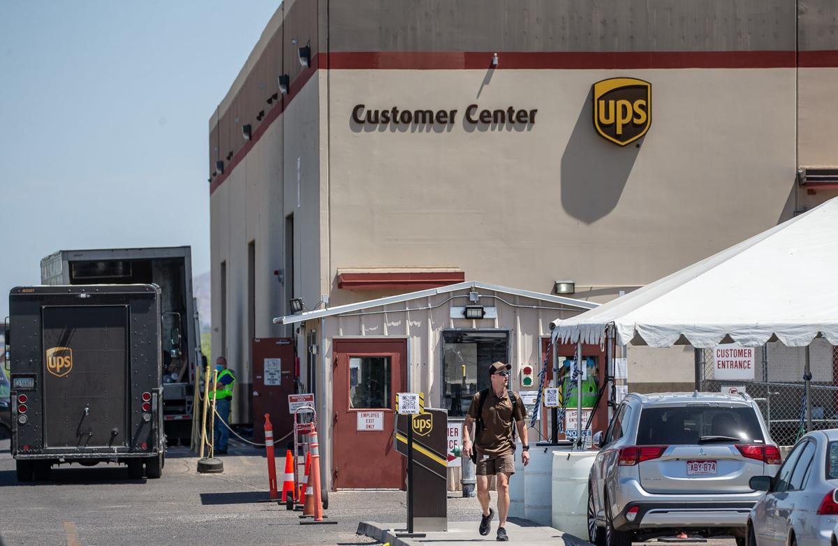 Tucson UPS facility