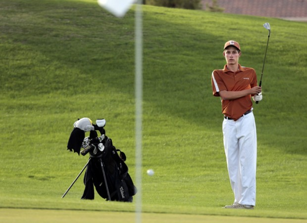 Golf: Cienega out to make impact