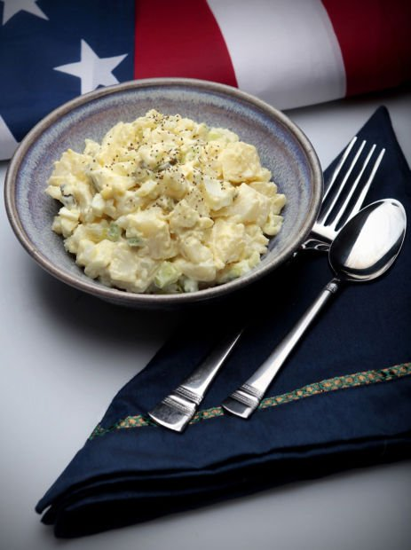 Tiffany's Table: Something cold to mark the Fourth: potato salad
