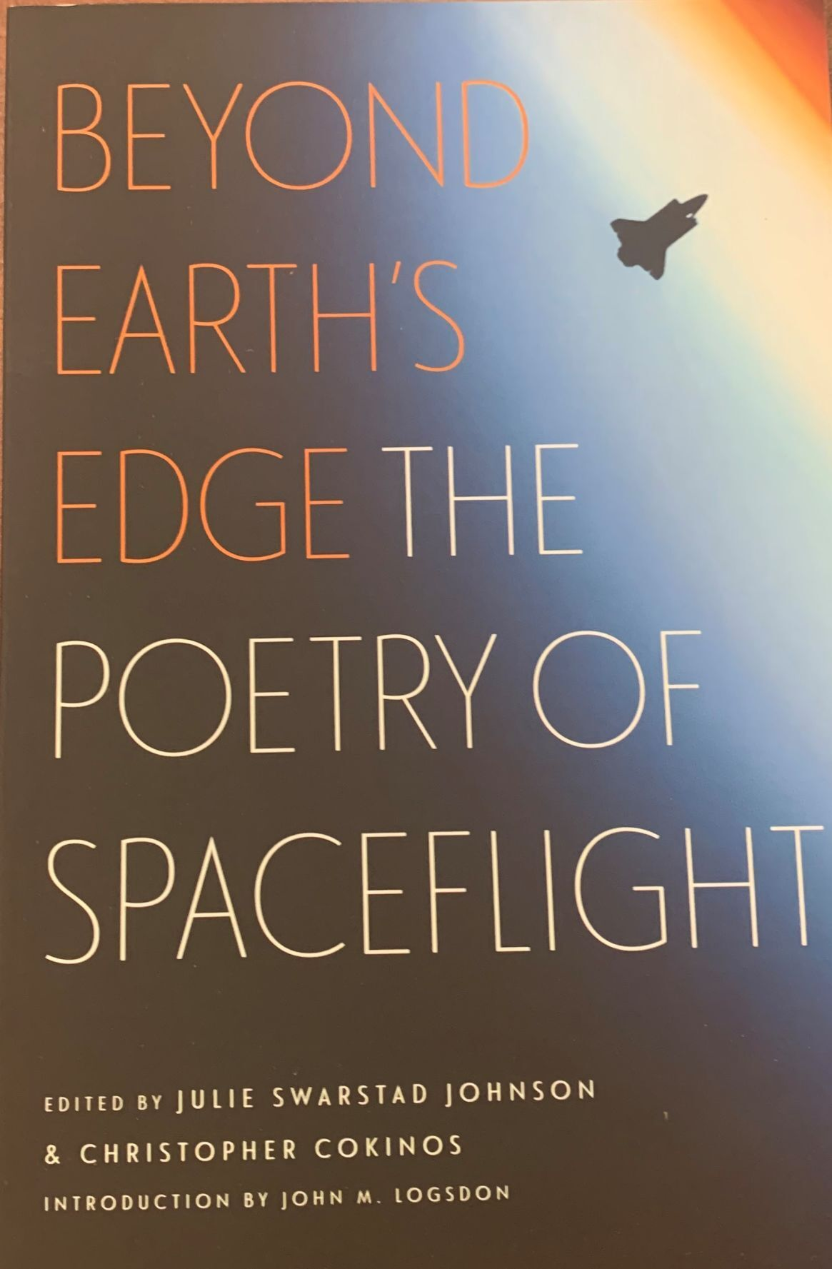 Beyond Earth's Edge: The Poetry of Spaceflight