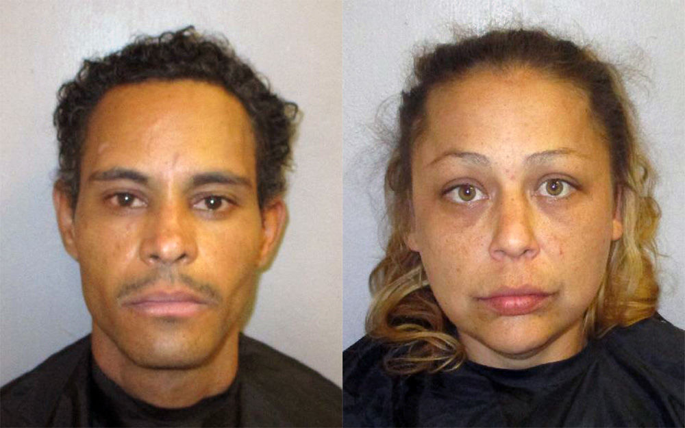 2 arrested in robbery, attack of clerk at Mescal store