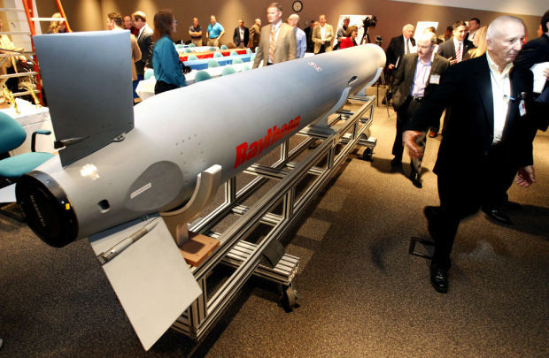 Defense bill could lead to Raytheon hiring