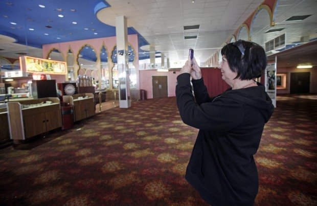 Yaquis buy closed theater on West Grant Road