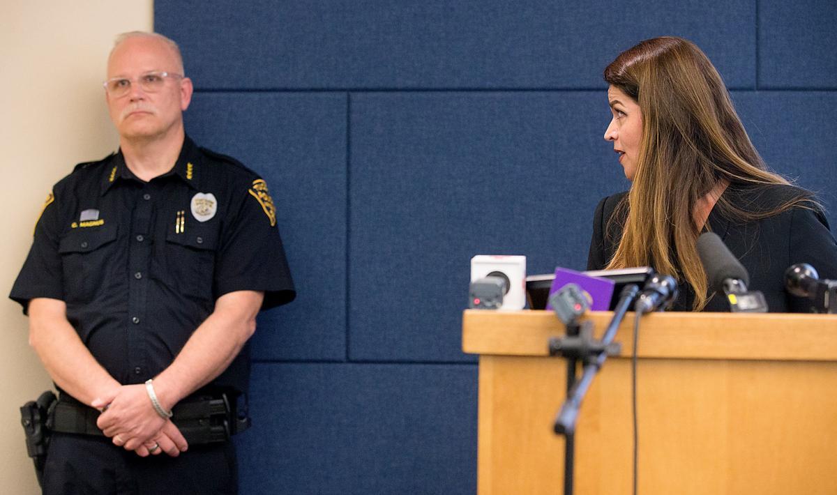 Tucson Police, in-custody death