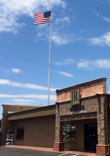 American Flag Stolen From North Side Flooring Business Blog Latest Tucson Crime News