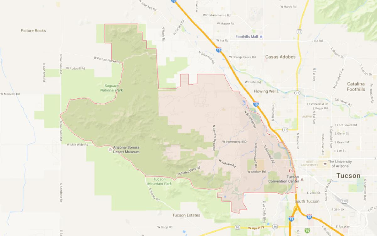 Where Do The Wealthiest Live In Metro Tucson Local News Tucson Com