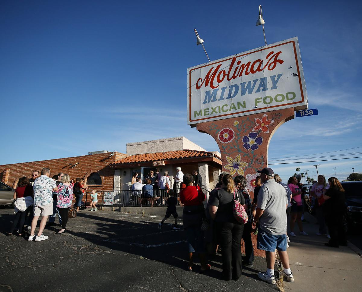 Molina's Midway Mexican Food