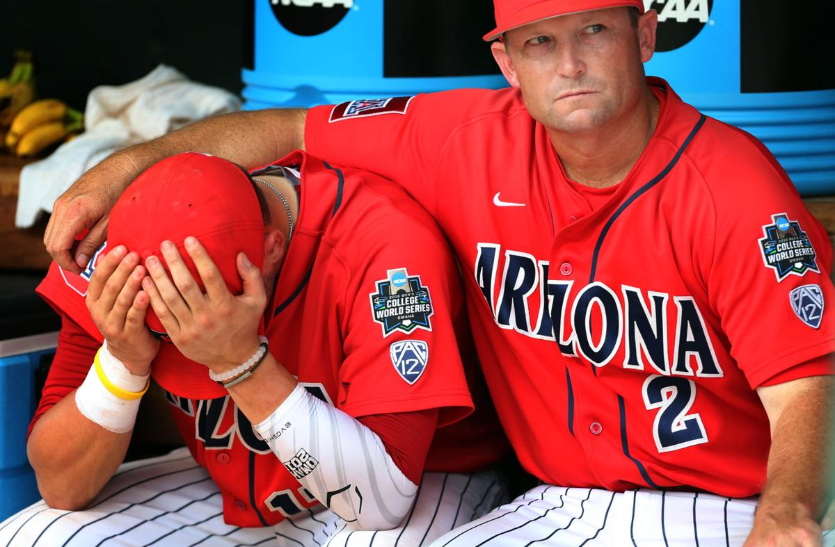 Arizona vs. Coastal Carolina in College World Series