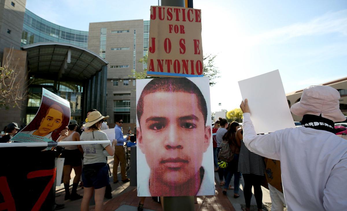 Border Patrol Agent Trial