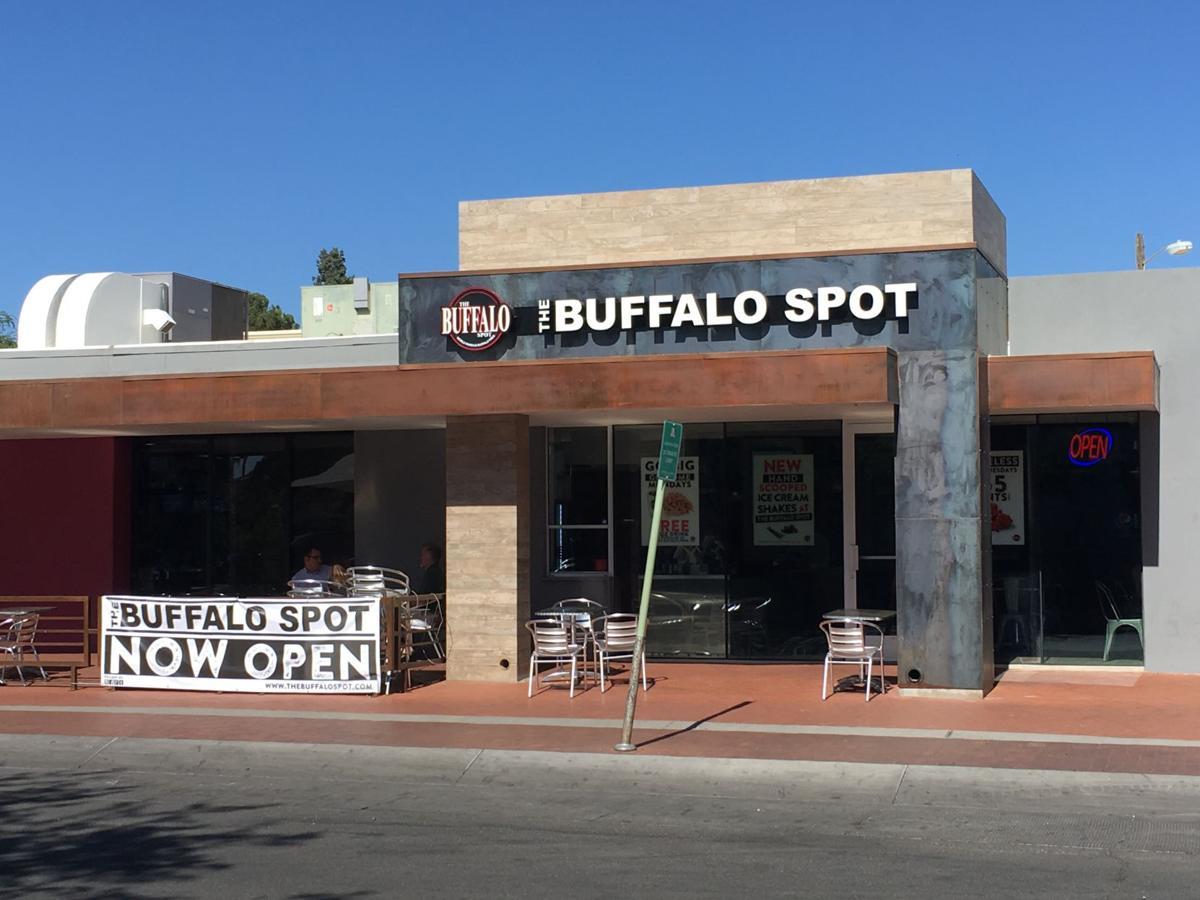 Buffalo Spot