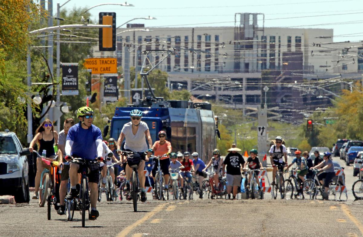 Cyclovia returns to Tucson streets