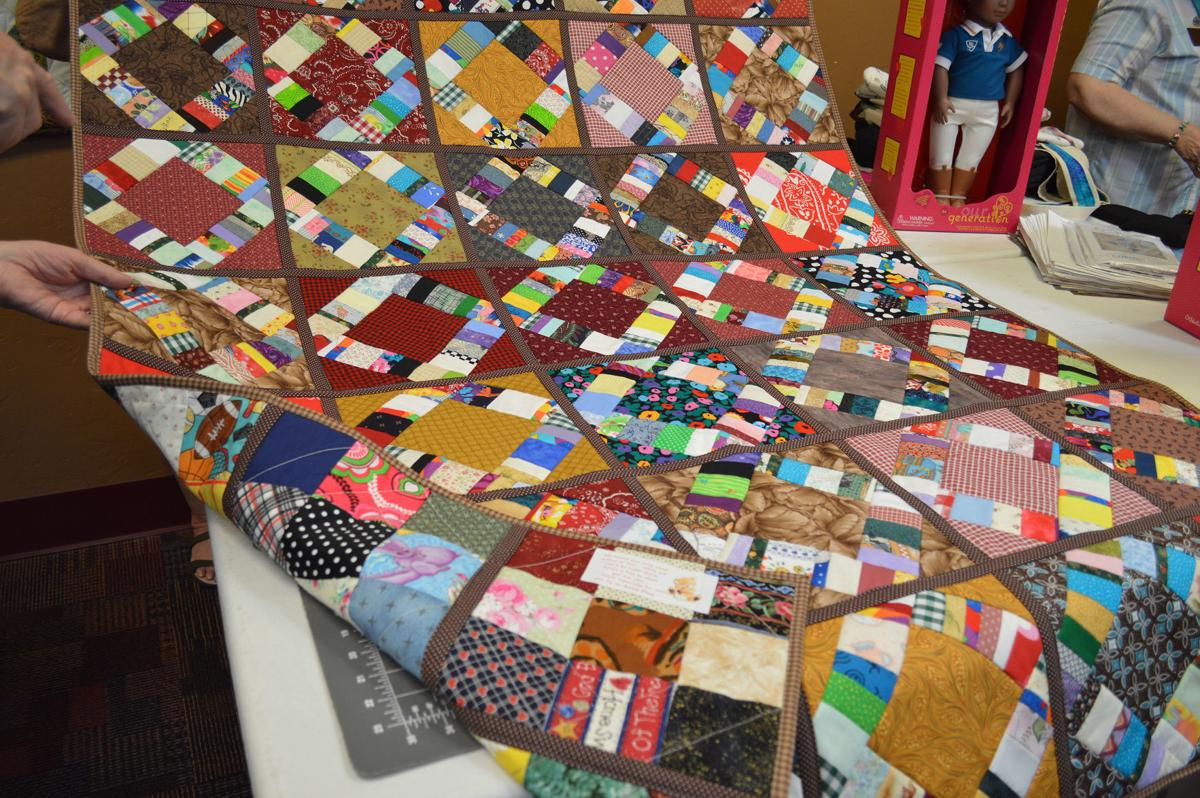 Tucson women use their sewing prowess to bring comfort to