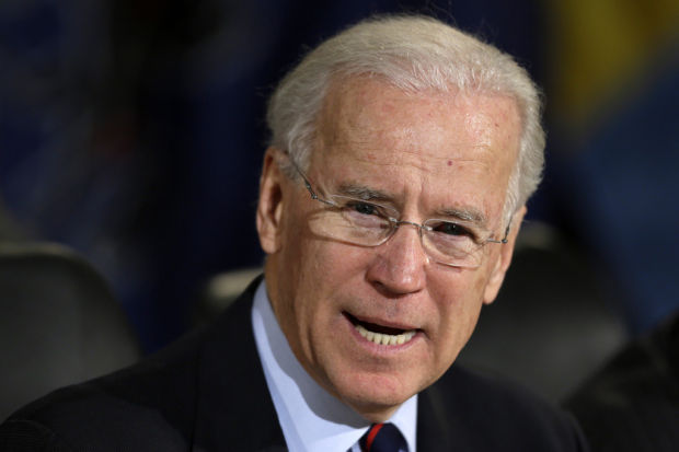 Biden: We don't need semiauto weapons, so, 'Buy a shotgun'