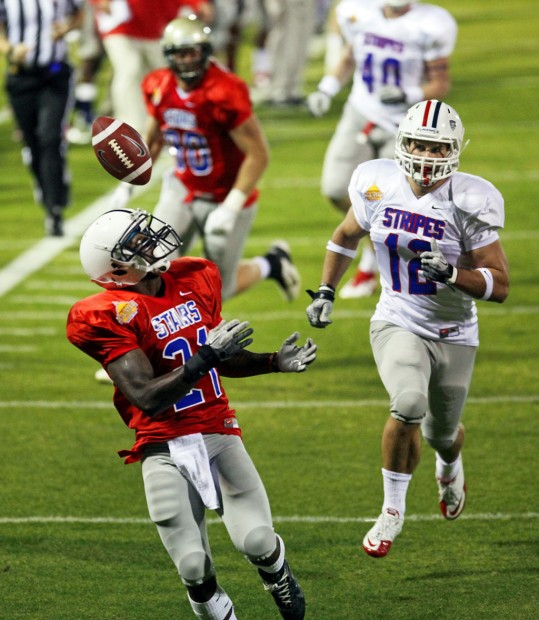 Casino del Sol College All-Star Game: Small-college receiver makes his biggest grab