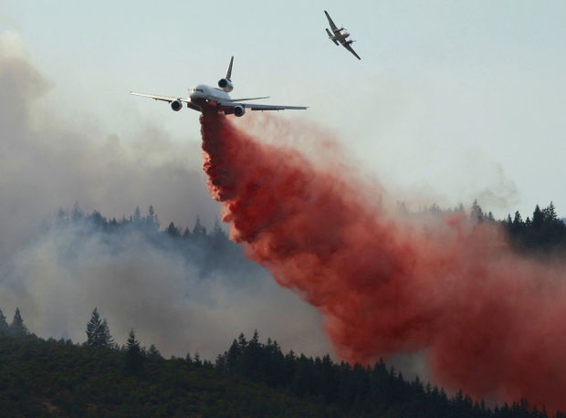 Feds adding bigger, faster planes to wildfire fleet