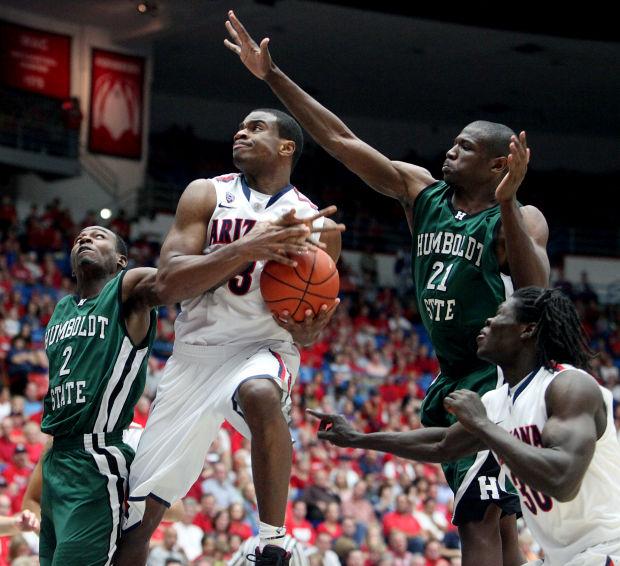 2012-13 Arizona basketball