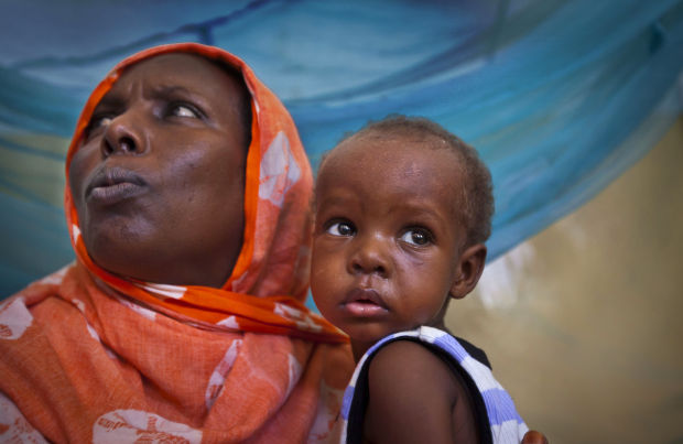 With Somali militants at bay, rush is on to vaccinate children