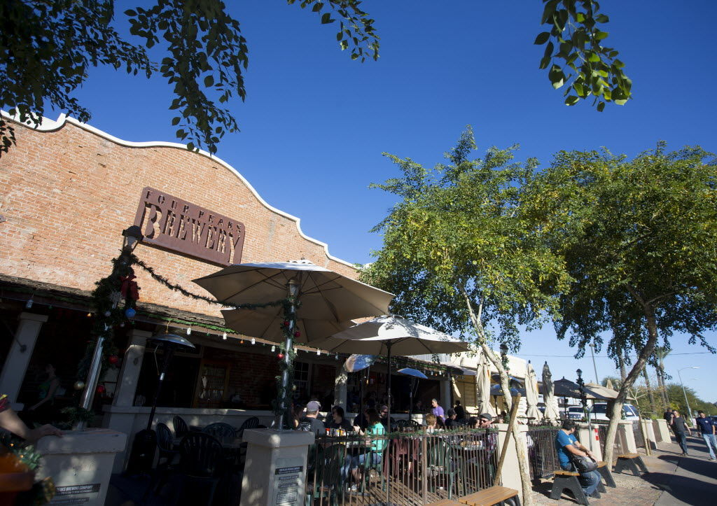 Tucson Tapped: Bud keeps growing; 1912 Brewing gets into a groove