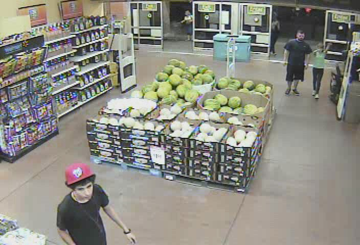 Deputies looking for young purse-snatcher