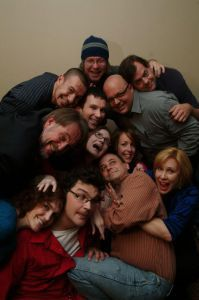Not Burnt Out Just Unscrewed Improv Comedy Troupe — Unscrewed Theater