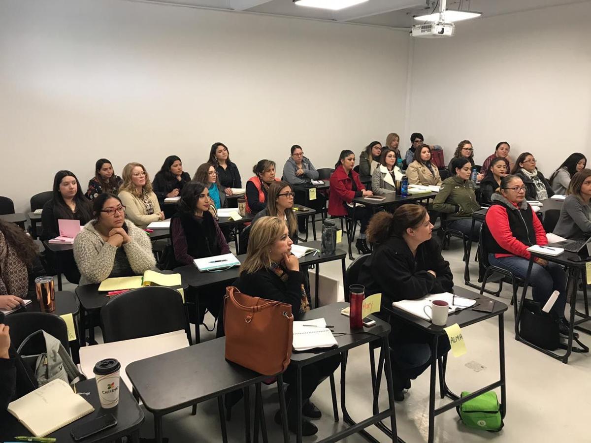 McGuire México Scholars, primera generación