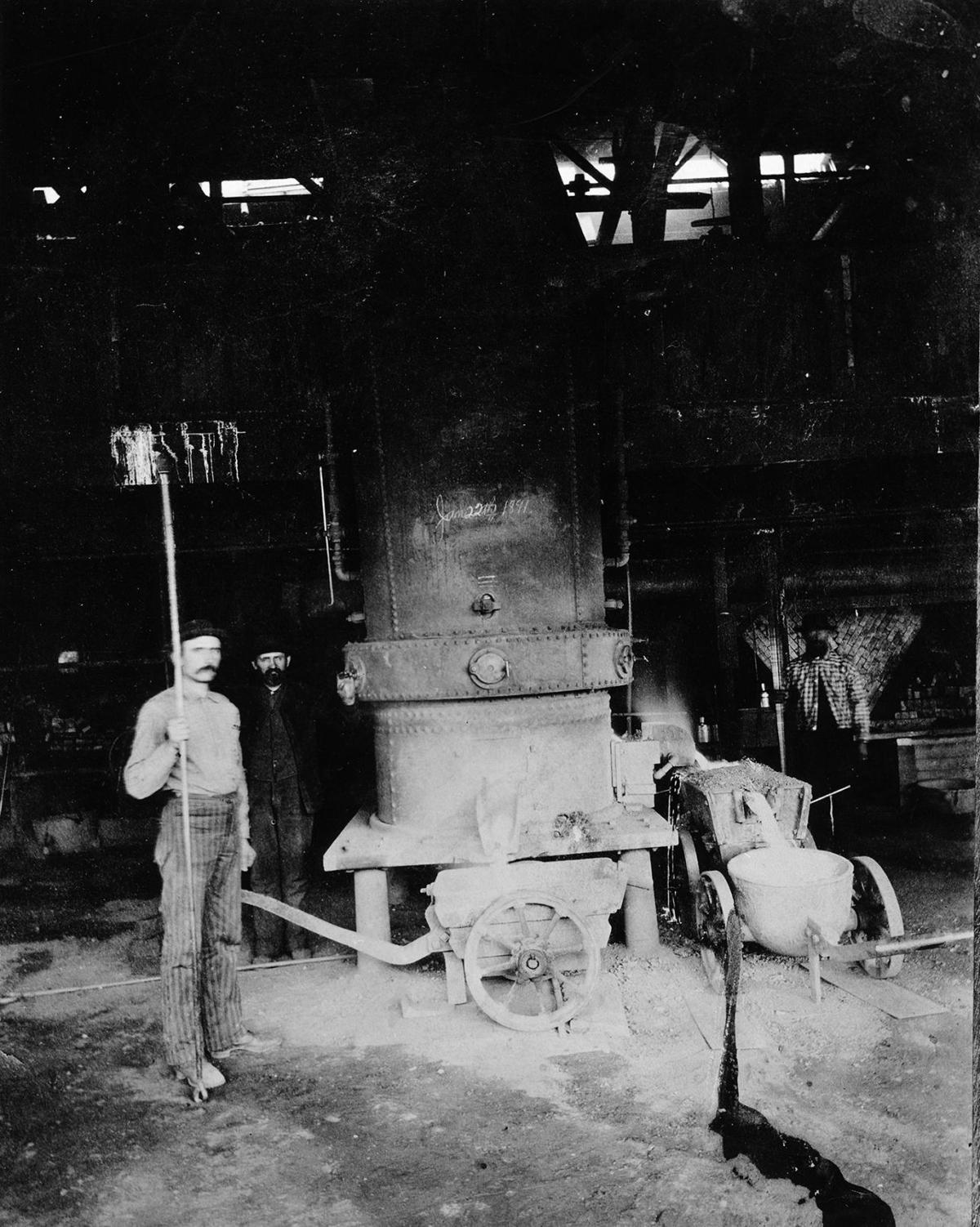 Mine Tales: The Copper Queen