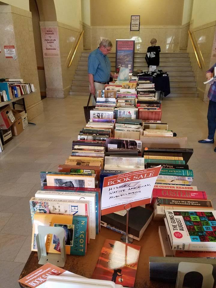Arizona State Museum Used Book Sale