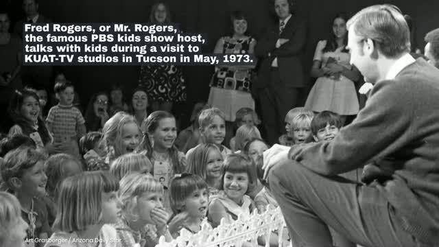 Look Back Mr Rogers In Tucson Local News Tucson Com