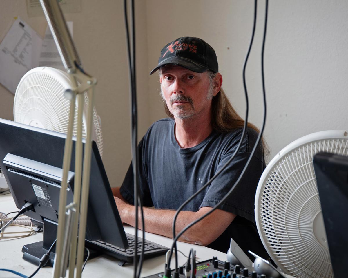 Radio station KHIL in Willcox